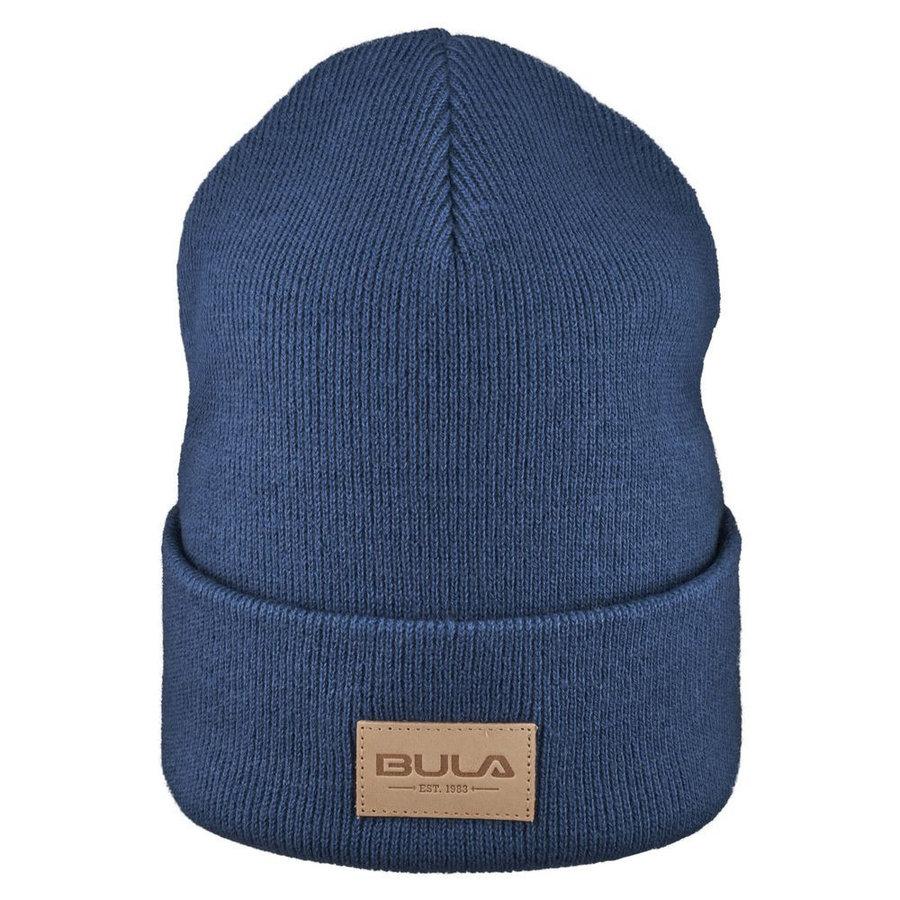 Modrá dámská zimní čepice Bula