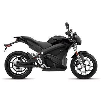 Černá elektrická motorka S ZF 14.4 2019, Zero