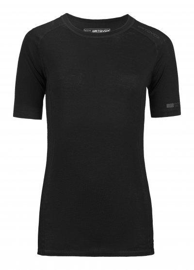 Černé dámské termo tričko Ortovox