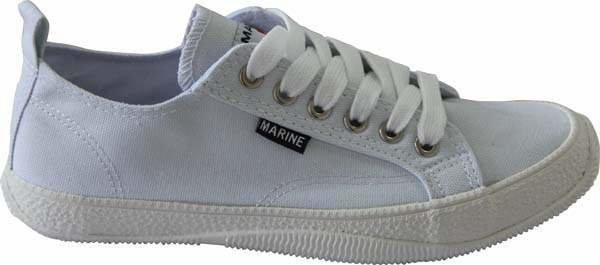 Bílé dámské tenisky MARINE - velikost 36 EU
