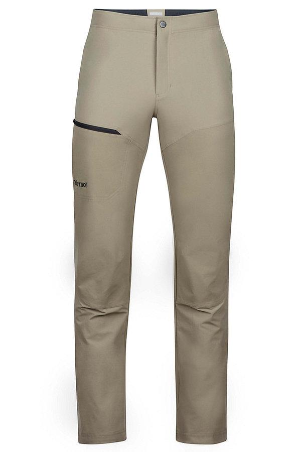 Béžové pánské kalhoty Marmot - velikost 3XL