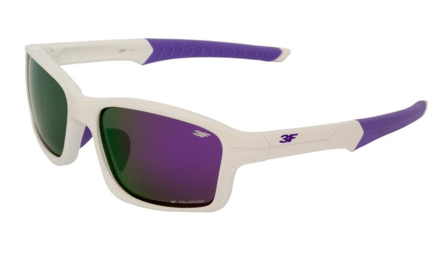 Polarizační brýle - Polarizační brýle 3F Attack Barva obrouček: bílá/fialová