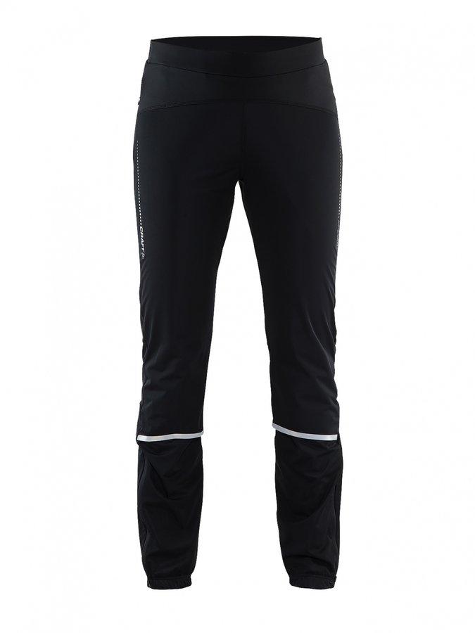 Černé dámské běžecké kalhoty Essential Winter, Craft - velikost M