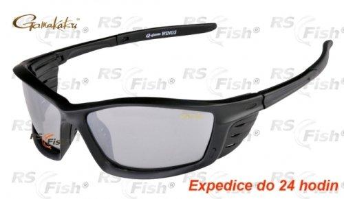 Polarizační brýle Wings, Gamakatsu