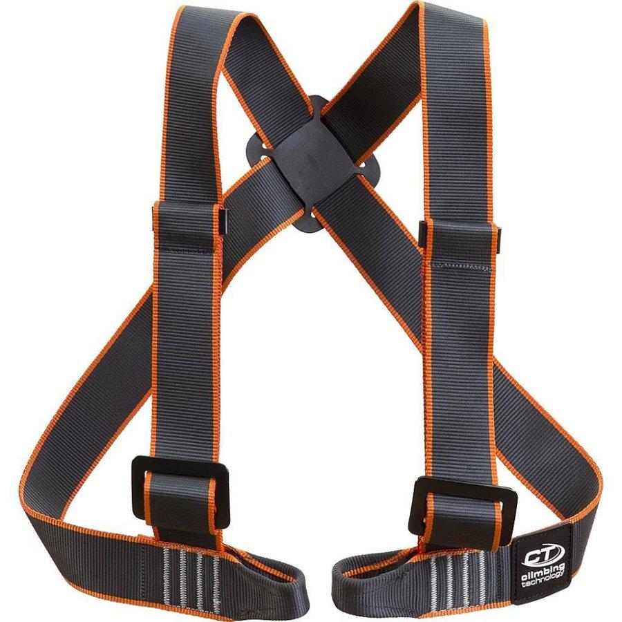 Černý horolezecký úvazek Climbing Technology