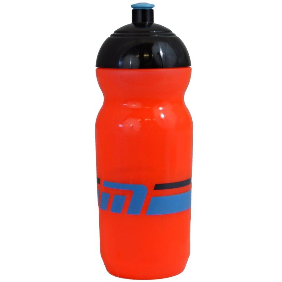 Oranžová cyklistická láhev na pití Maxbike - objem 0,6 l