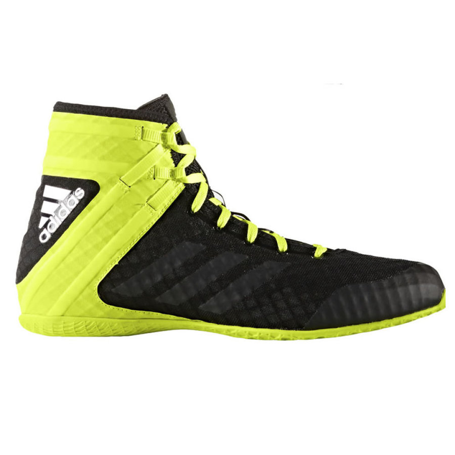 Černé boxerské boty Speedex 16.1, Adidas