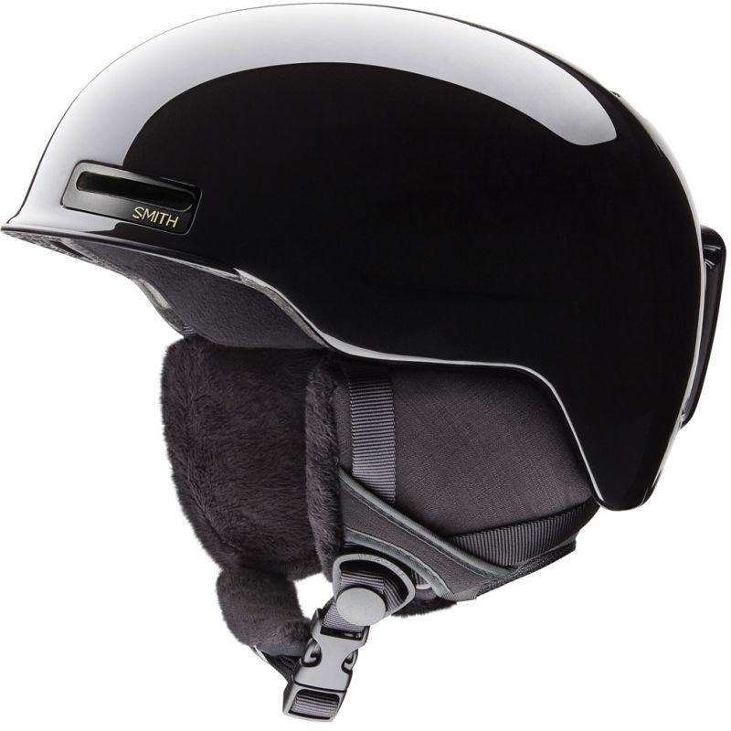 Lyžařská helma - HELMA SMITH ALLURE - černá - 51/55