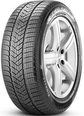Zimní pneumatika Pirelli - velikost 275/45 R20