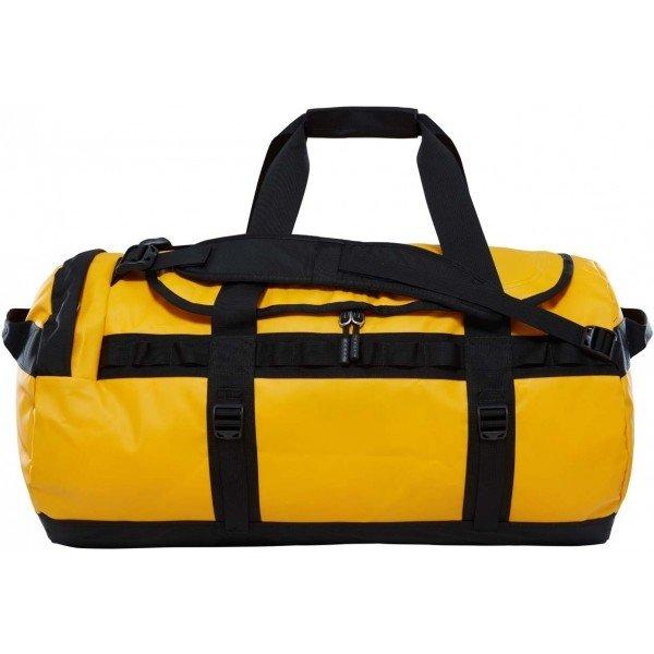 Žlutá sportovní taška The North Face - objem 71 l