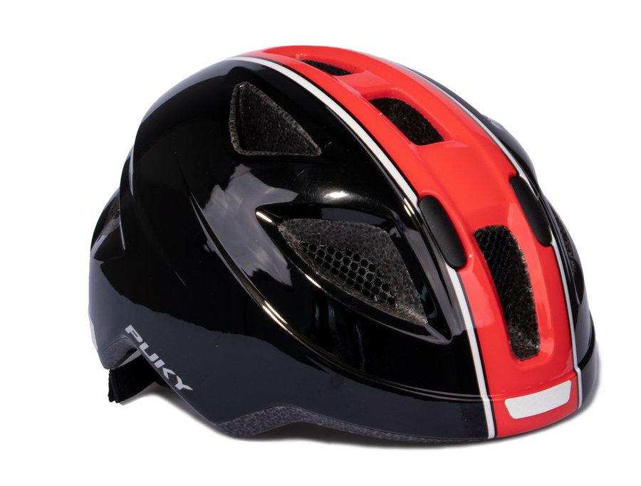 Cyklistická helma PUKY - velikost 51-56 cm