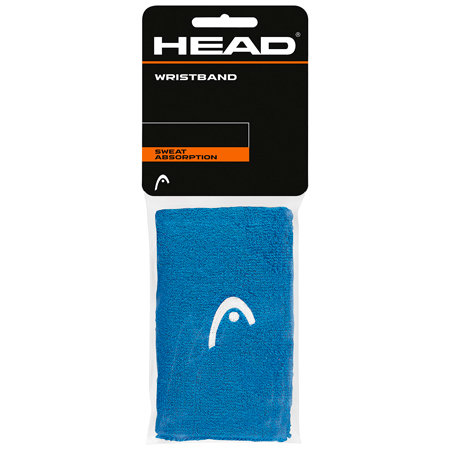 Modré tenisové potítko Head - 2 ks