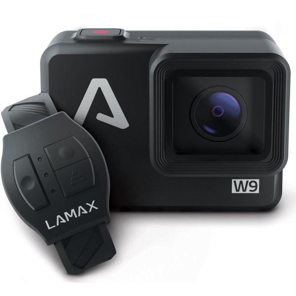 Černá outdoorová kamera W9 NS, LAMAX