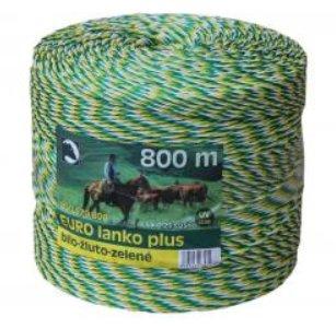Ohradníkové lanko - tloušťka 3 mm