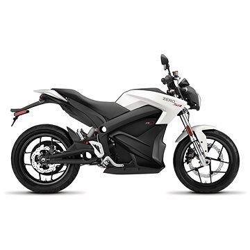 Bílá elektrická motorka SR ZF 14.4 2018, Zero