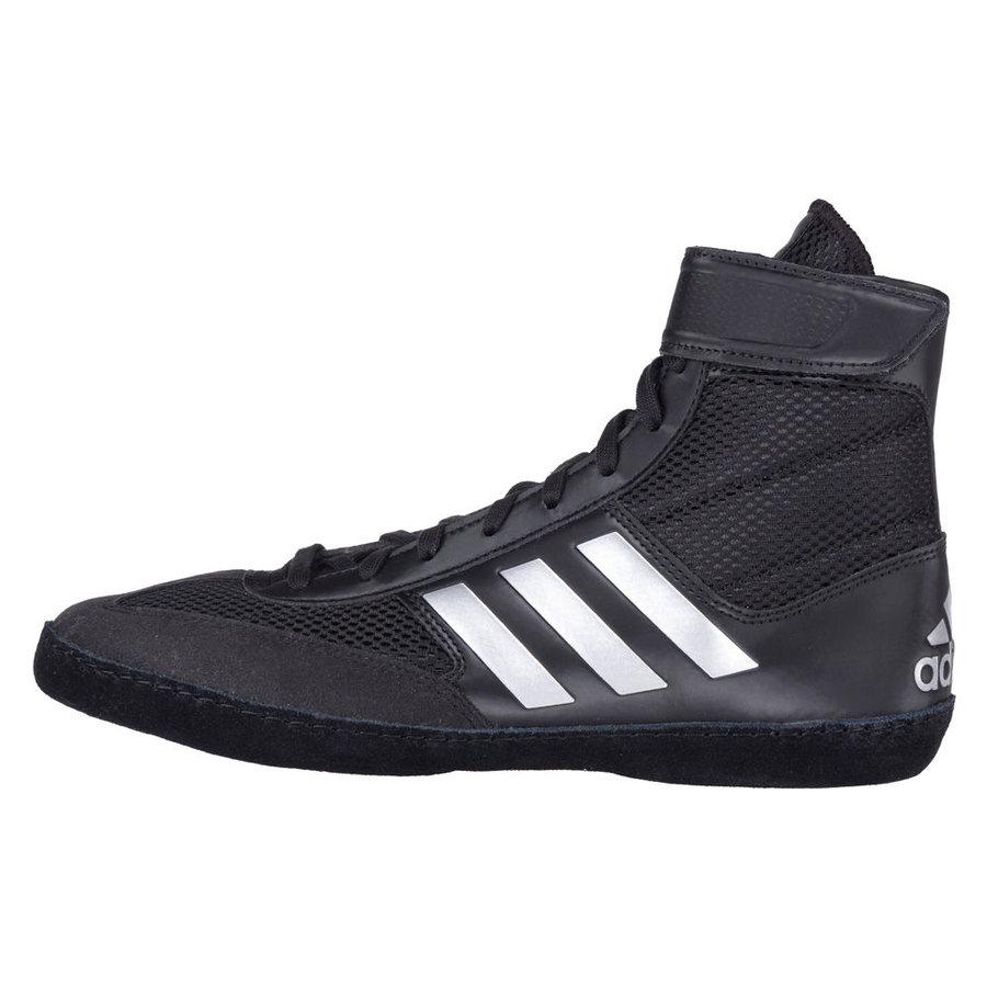 Černé boxerské boty Combat Speed 5, Adidas