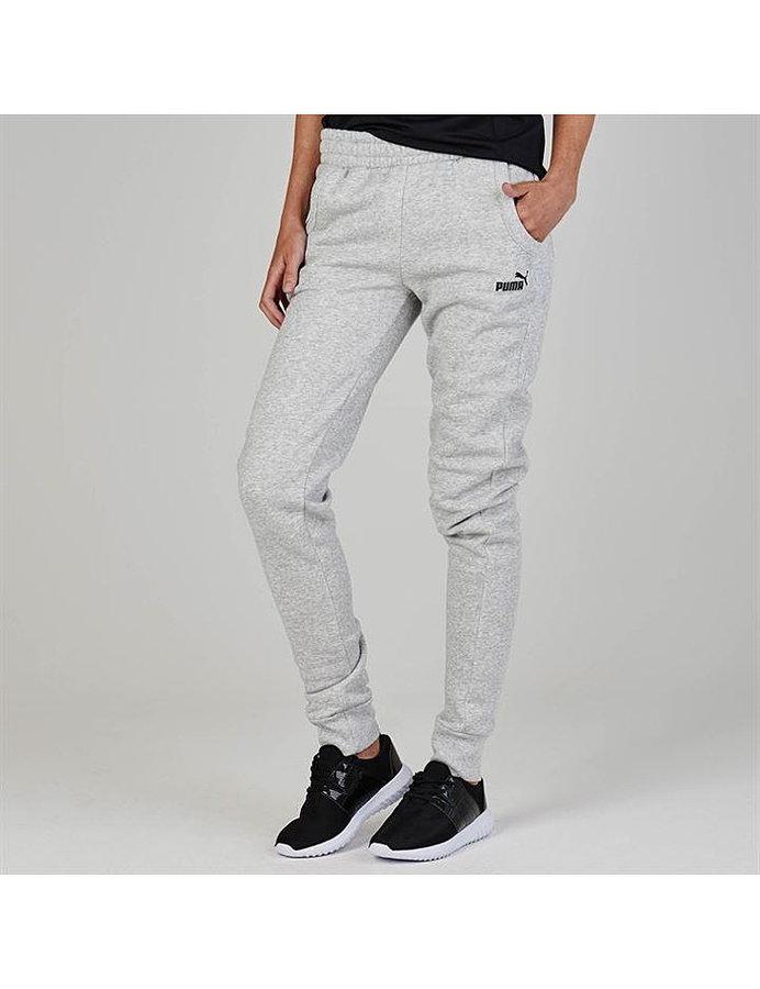 Běžecké kalhoty - Dámské běžecké tepláky Puma vel. XS