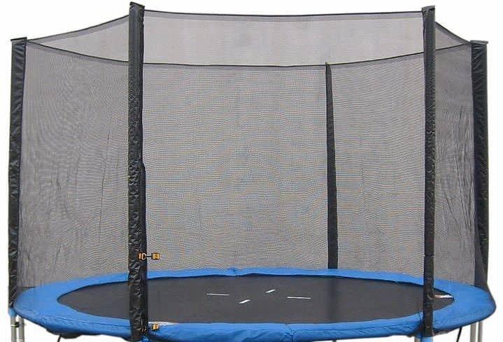 Ochranná síť na trampolínu Spartan - průměr 250 cm