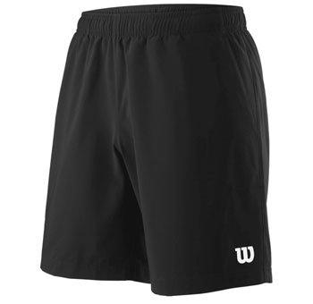 Tenisové kraťasy - Pánské šortky Wilson Team 8 Black XL