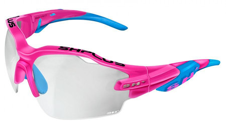 Růžové cyklistické brýle RG 5000, SH+