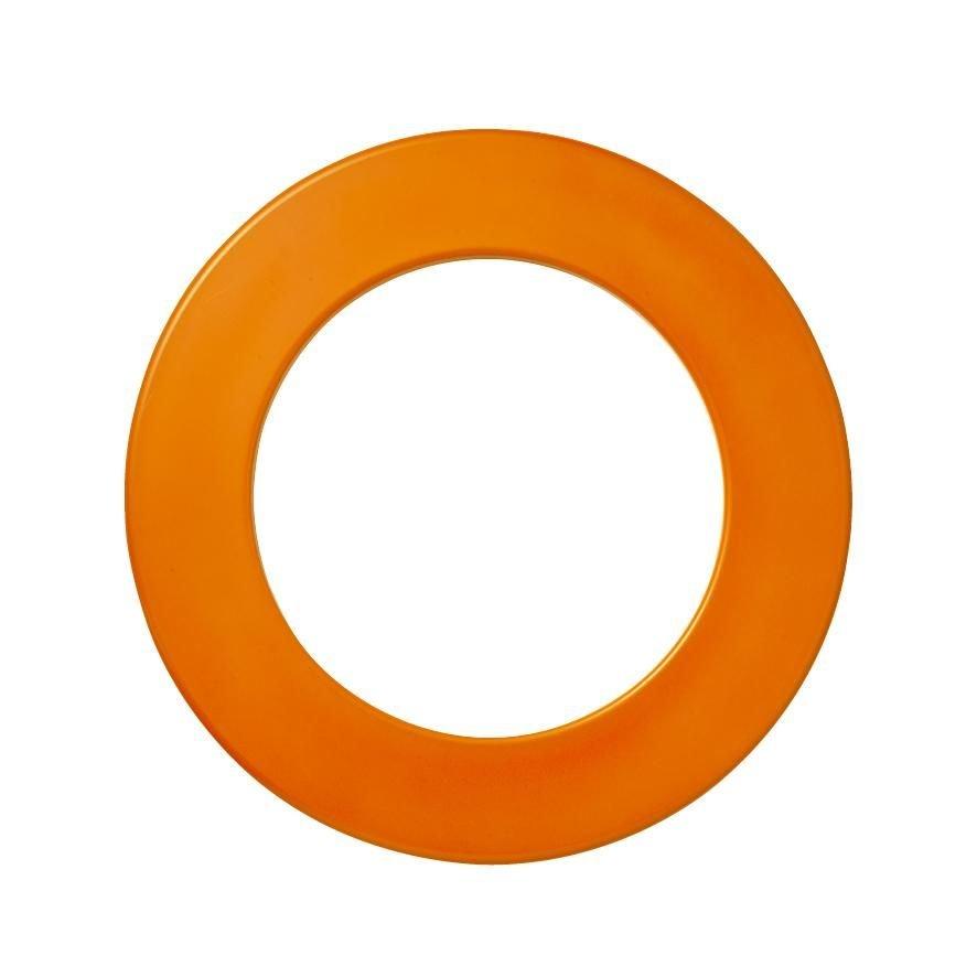Oranžový surround Winmau - průměr 70 cm