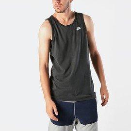 Černé pánské tílko Nike - velikost S