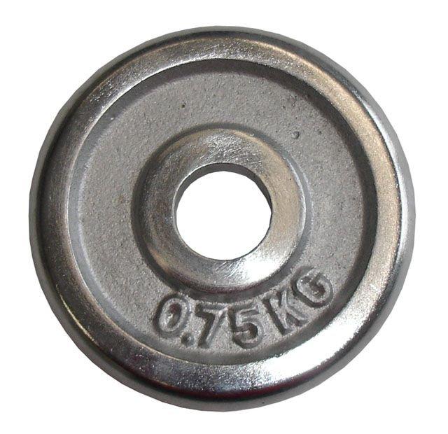 Kotouč na činky Acra - 0,75 kg