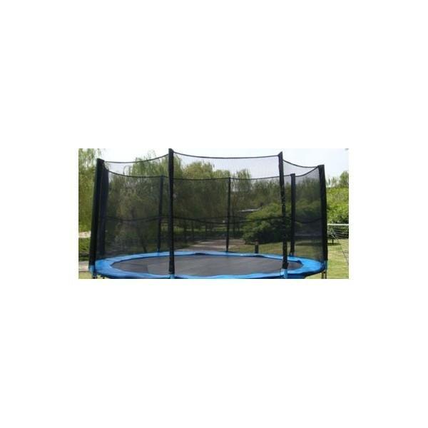 Ochranná síť na trampolínu Athletic24 - průměr 305 cm