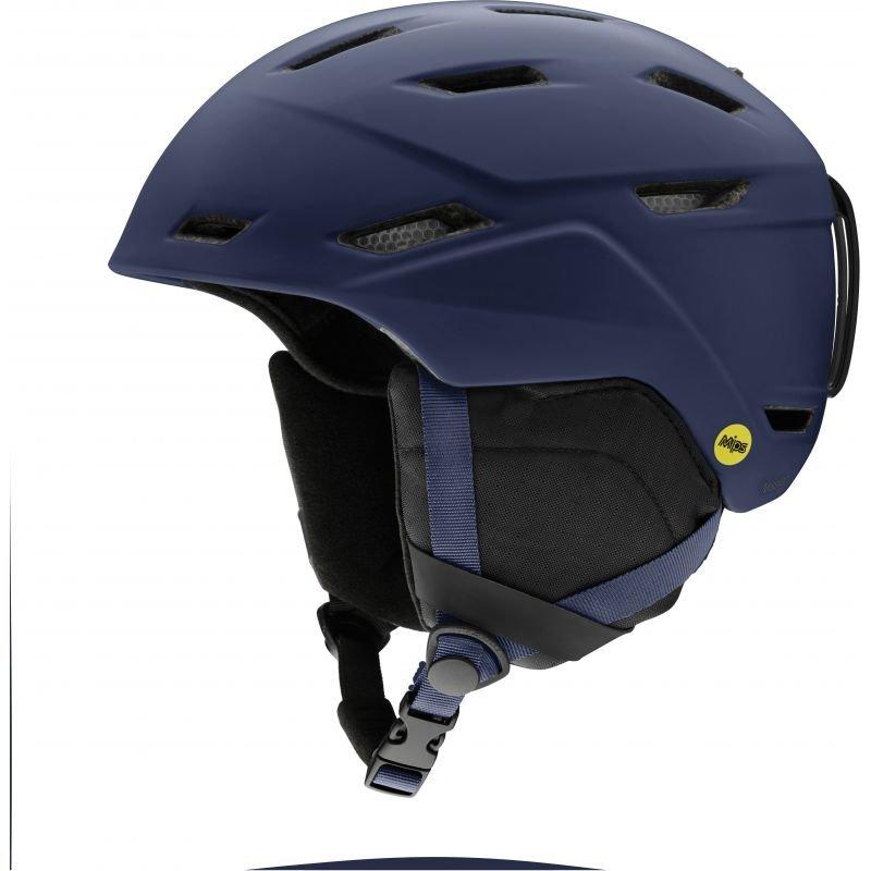 Modrá pánská lyžařská helma Smith - velikost 51-55 cm