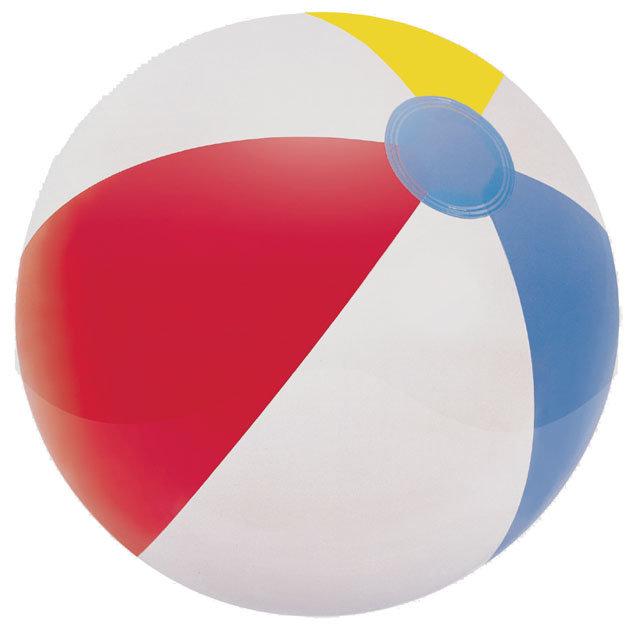Plážový míč - BESTWAY Plážový míč 41 cm barevný