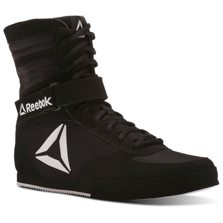 Černé boxerské boty Buck II, Reebok