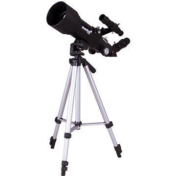 Teleskop se stativem Skyline Travel Sun 70, Levenhuk