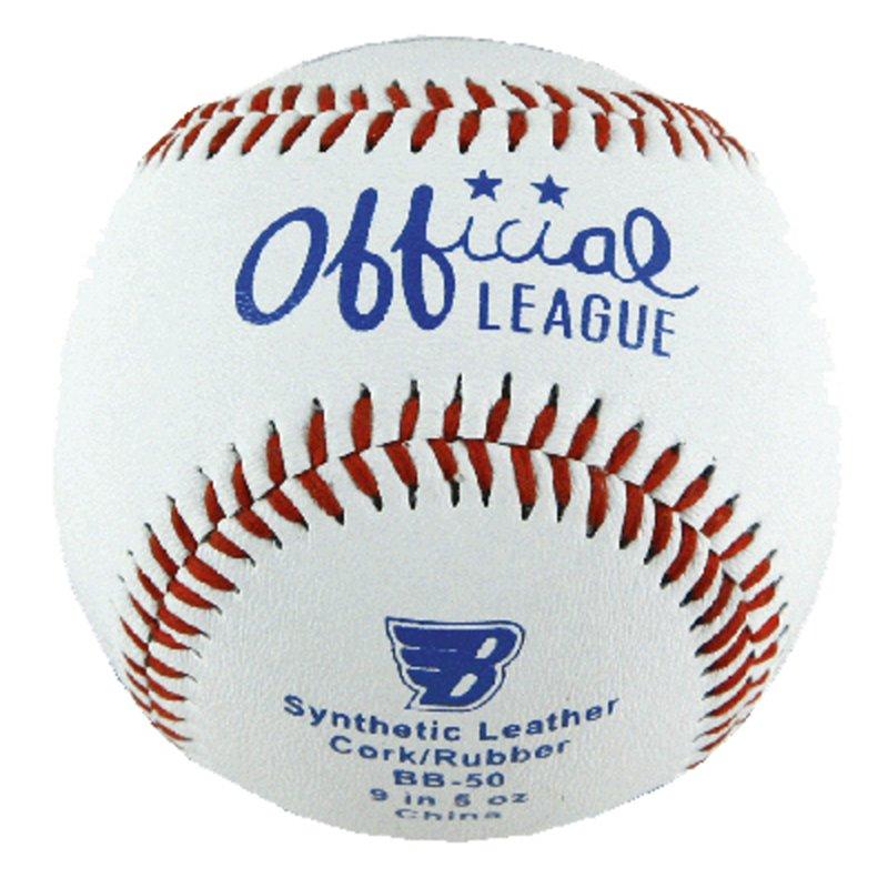 Bílý baseballový míček Spartan
