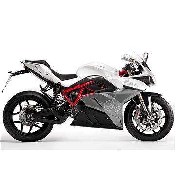 Bílá elektrická motorka Ego, Energica