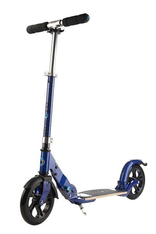 Koloběžka - Micro Flex PU 200 Blue