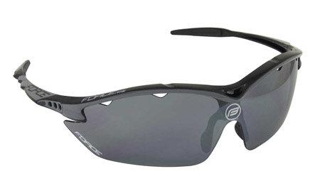 Černé cyklistické brýle RON, Force