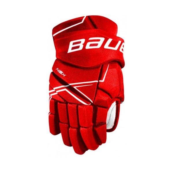 "Hokejové rukavice - junior Bauer - velikost 10"""