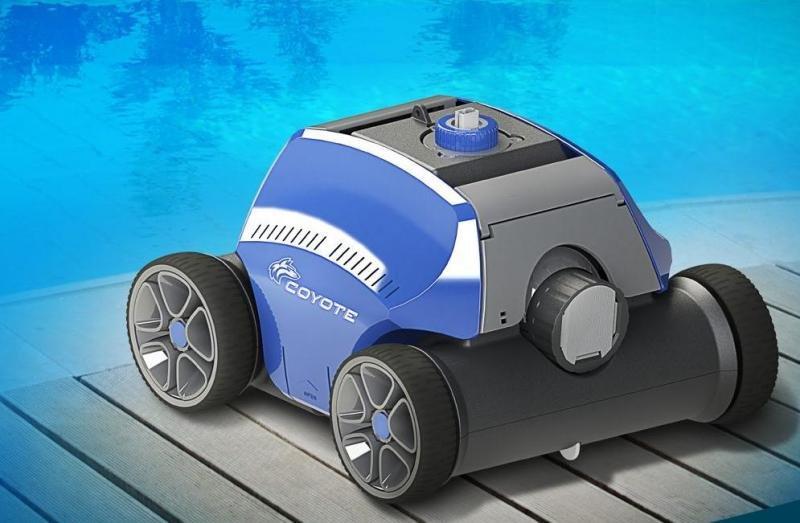 Automatický bazénový vysavač COYOTE
