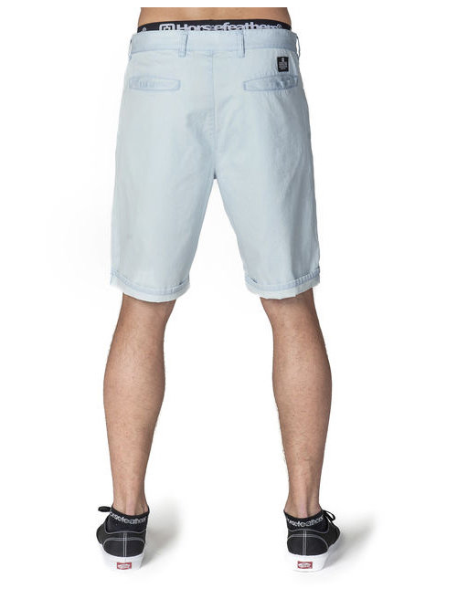 Modré pánské koupací kraťasy Greg, Horsefeathers - velikost 36