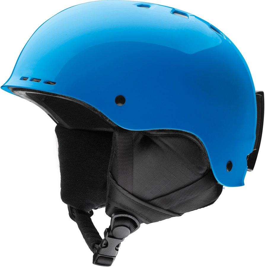 Modrá dětská lyžařská helma Smith