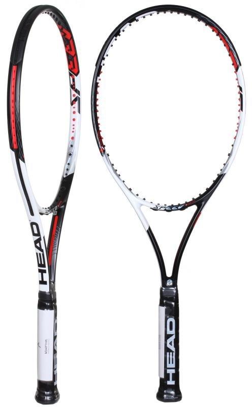Tenisová sada - Graphene Touch Speed ADAPTIVE 2017 tenisová raketa grip: G4