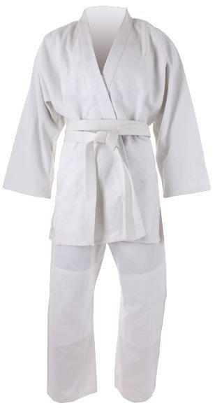 Bílé kimono na judo