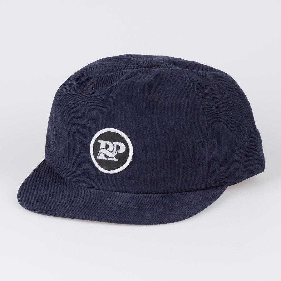 Modrá kšiltovka Works Cap, Pass Port - univerzální velikost