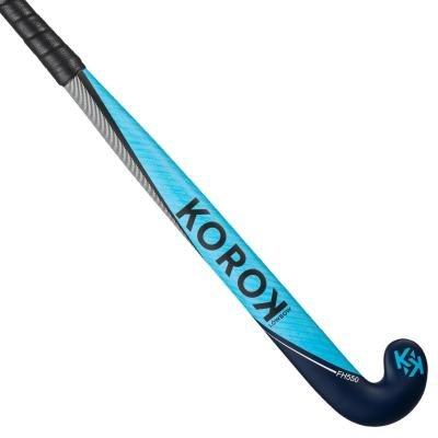 Modrá hokejka na pozemní hokej Fhst510Lb, Korok - velikost 36,5