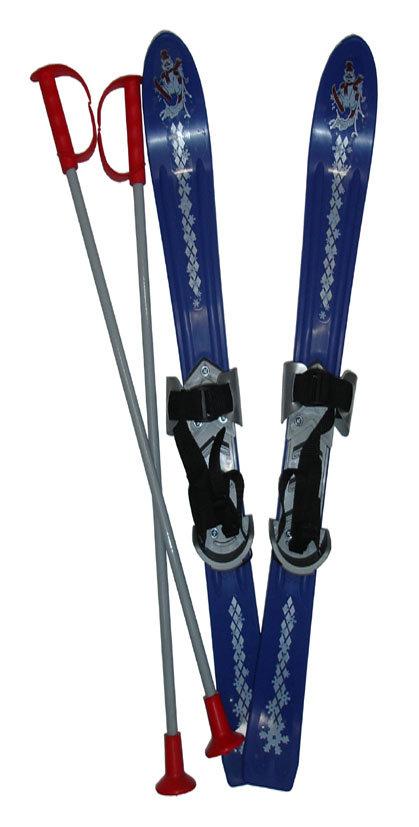 Dětská sada na sjezdové lyžování - délka 90 cm