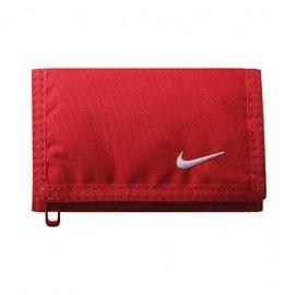 Červená pánská peněženka Nike