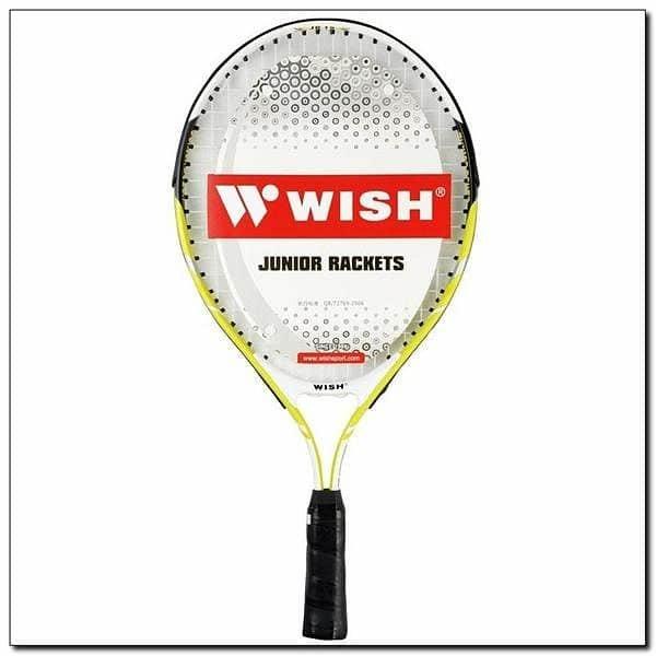 Zelená tenisová raketa Wish - délka 53,3 cm