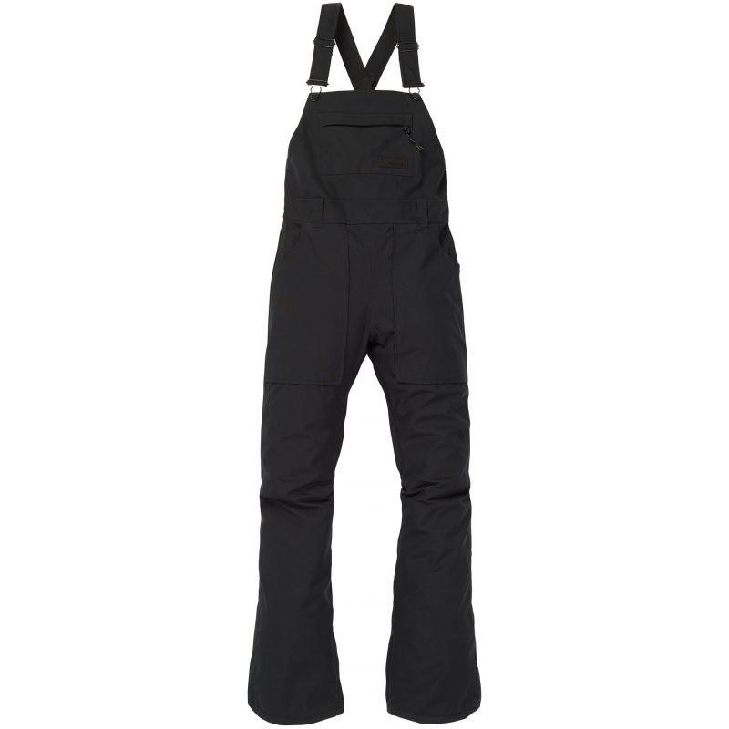 Černé dámské snowboardové kalhoty Burton - velikost XS