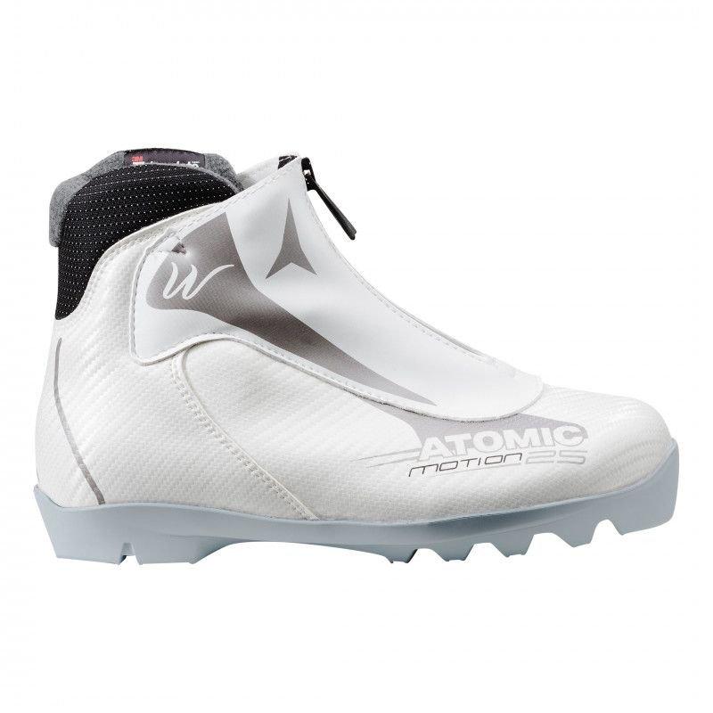 Bílé dámské boty na běžky Atomic - velikost 42 EU