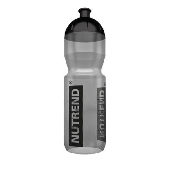 Transparentní láhev na pití Nutrend - objem 0,75 l